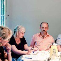 Mitgliederversammlung 2017 Unternehmernetzwerk RegioChance e.V.