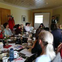 Vortrag zur neuen Datenschutzverordnung im Unternehmernetzwerk Dresden